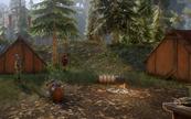 Das Waldlager - Die Hinterlande
