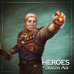 Sandal in Heroes of Dragon Age