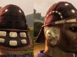 Толстый кунарийский шлем