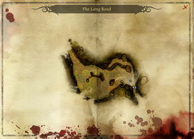 Map-The Long Road