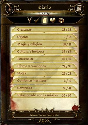 Códice (Origins)