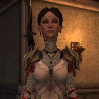 Merril's romance armor