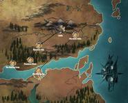 Dragon Age Legends Map