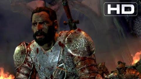 Dragon Age Origins - Official GamesCom Trailer