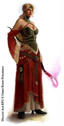 Маг (Dragon Age RPG)