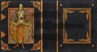 Обложка магической книги
