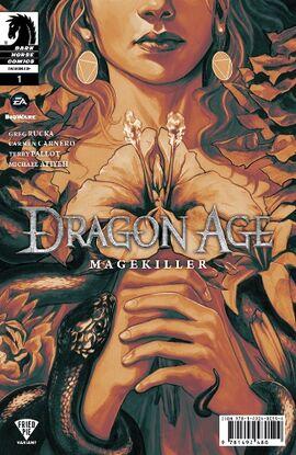 Dragon Age Убийца магов глава 1 альтернативная обожка