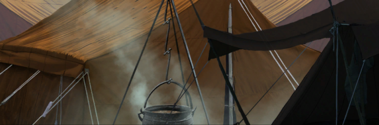 Inquisition tents