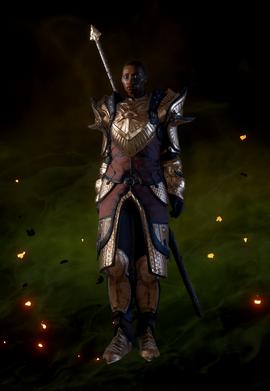 Одеяния драконоборца (Вивьен)