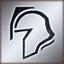 Light helmet silver DA2