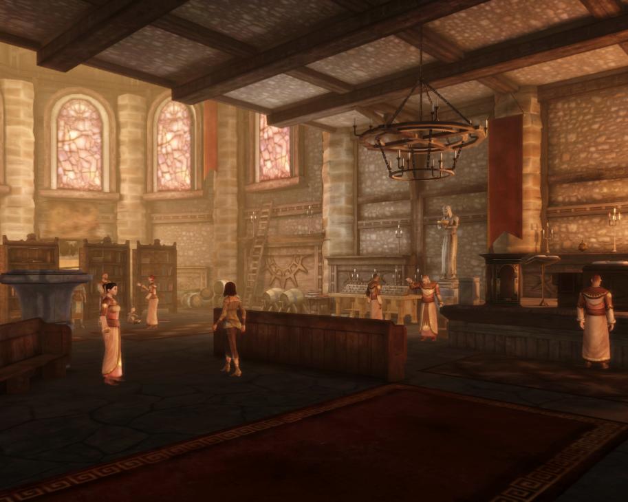 Lothering Chantry Dragon Age Wiki Fandom Powered By Wikia