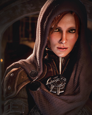 Leliana in Inquisition