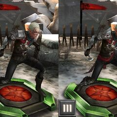 Zevran als Krähe von Antiva in <i>Heroes of Dragon Age</i>