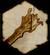 Эскиз посоха обычный (иконка)