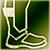 Легкие сапоги (зеленые)