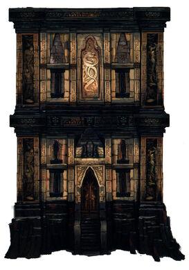 Здание Тевинтера