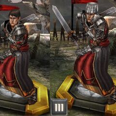 Tier progression of Templar Carver in <i><a href=