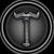Обычная рукоять меча (иконка)