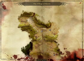Map-The Village of Haven