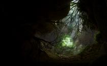 Risse in den Wäldern - Riss in der Höhle des alten Simeon