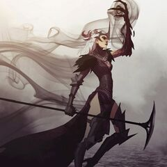 Concept art in <i>Dragon Age II</i>