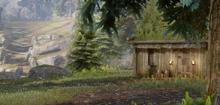 Ein Bauer und Abtrünniger - Die Hütte der Witwe