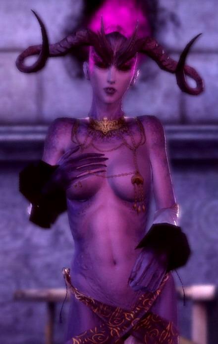 Creature-Desire Demon