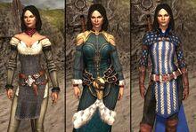 DA2 Bethany Companion Armor Comparison