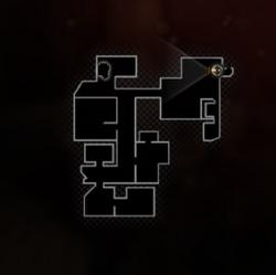 Der gehängte Mann map