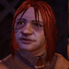 Kalah, mother of the Dwarf Commoner