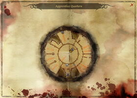 Map-Apprentice Quarters