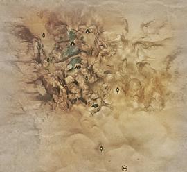 Запретный оазис (карта)