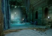 Das Geheimnis des Winters - Die Kammer
