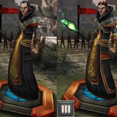 Orsino in Heroes of Dragon Ege