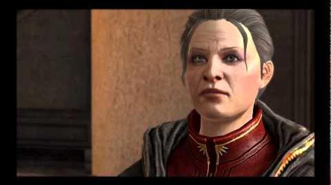 Dragon Age 2 Hawke met Cassandra?