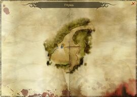 Карта глуши