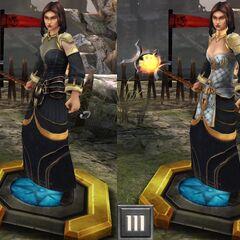 Bethany - maginka z Kręgu w <i>Heroes of Dragon age</i>
