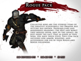 Rogue Item Pack