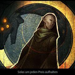 Dragon Age: Keep, Solas um jeden Preis aufhalten.