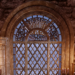 Dwarven Window
