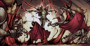 Магия крови комикс