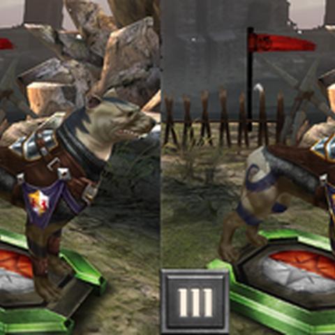 Pies Strażnika w Heroes of Dragon Age