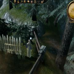 Village of Haven hidden Graveyard Accesspoint 2
