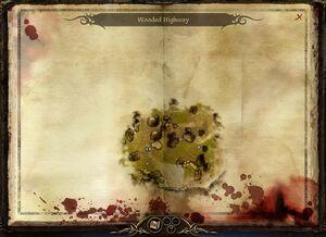 Map-WoodedHighway
