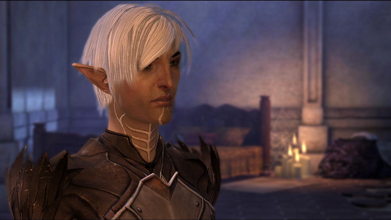 Dragon age 2 fenris alone quest