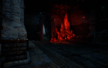 Rotes Wasser - Die verschlossene Tür