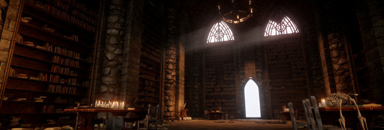 Image result for dragon age library