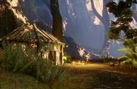 Der Verlust eines Freundes - Die Hütte