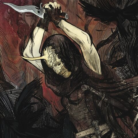 The Assassin tarot card