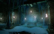 Berstandene Kälte - zweite Kammer